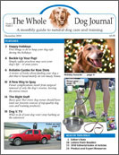 Whole Dog Journal COver