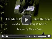 Hold It, Get it, Bring It, Give It!: The Multi-Purpose Clicked Retrieve