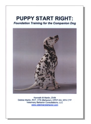 Puppy Start Right Book Cover