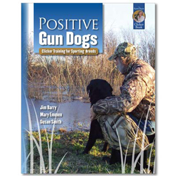 Positive Gun Dog Book Cover
