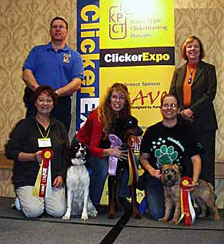 Chicago Expo Clicker Challenge Runners Up