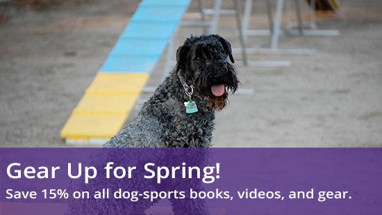 dog sports gear