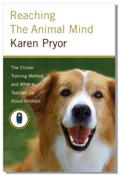 Reaching the Animal Mind Cover